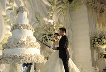 The Wedding of Alin & Meivi by Femy's
