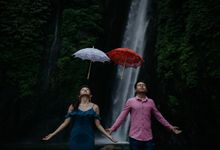 Pre-wedding of Qi Feng and Stephanie by PadiPhotography