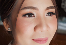 Laotine Bride : Mala & Nicholas by Fenty Senjaya Makeup Artist