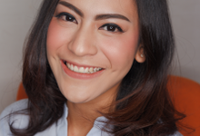 PHOTOSHOOT ASTRA PROJECT by Fenty Senjaya Makeup Artist