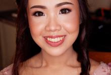 Sister of the Bride by Fenty Senjaya Makeup Artist