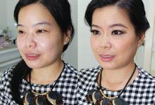 Make up by Kirana by makeupby.kr