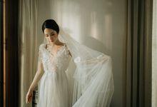 Wedding Day of Ferdie & Marilyn in Sheraton Grand Jakarta Gandaria City Hotel by Bare Odds