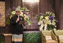 MC Resepsi Pernikahan by Ferdy Hasan