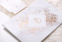 TO LOVE ONE ANOTHER by BloomingDays Invitation Studio