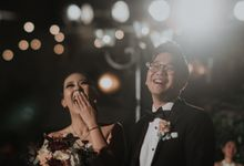 Feric & Vina Wedding Day - Gedung Arsip Jakarta by Bare Odds