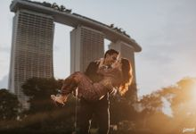 The Pre-wedding of Feroz and Amy by Colossal Weddings