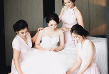 The Wedding of Soen & Feryani by Lithe Shoes