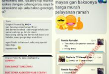Bakso Taytoh in Events & What Our Customers say :D by Bakso Taytoh