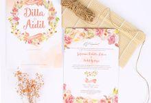 Dilla & Aidil by FOYYA
