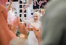THE WEDDING OF NONA & ERWIEN by Empat Warna