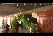 Short Movie The Wedding Of Anggi & Erik by framemotion cinematography