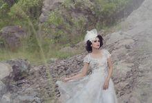 Make up, hairdo, kebaya and wedding dress by De Art Wedding Planning