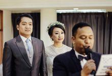 The wedding of Erwin and Stella by MC Klub Jakarta