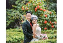 Ucy & Dwiki by Oclara Photography