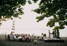 Magical Wedding Day in East Bali by Happy Bali Wedding