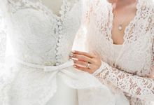 Ferry & Grace Wedding by ANTHEIA PHOTOGRAPHY
