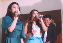 The Weddinf Of Christian & Ayu by Efoni Music Entertainment
