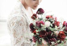 The Bridal Wanda Omar & Andre Dinuth by Amorphoto