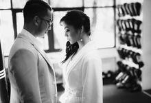 The Pre Wedding of Granzetta & Adit Lubis by Amorphoto