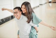 The Prewedding Sindie & Happy by Amorphoto