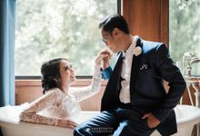 The Pre Wedding Andania Suri & Ian Oktianur by Amorphoto