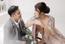 The Pre wedding of Vira Yunita & Wilda Kesuma by Amorphoto
