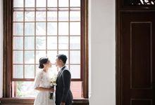 the Prewedding Agatha & Giovanno by Amorphoto