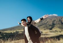 The Post Wedding Nuriil & Gifari by Amorphoto
