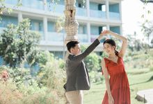 The Prewedding of Giovanni & Natasha by Amorphoto