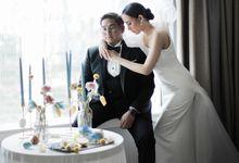 The Post Wedding Irena & Arya by Amorphoto