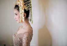 The wedding of Nazela & Rivali by Amorphoto