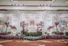 Wedding Aufar & Winda by Millennium Hotel Sirih Jakarta