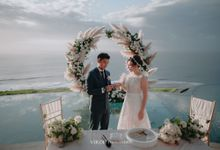 Andy & Ernie Wedding by KAMAYA BALI