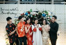 Birthday Surprise of Sarwendah at Grand Hyatt Suite by La Oficio Entertainment