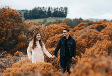 New Zealand Post-wedding of Fadli and Iffah by Colossal Weddings