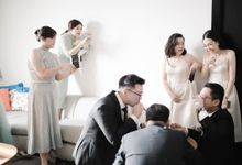 The Wedding of Ronnie & Fiby by FIVE Seasons WO
