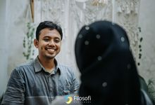 Postwedding Fidya & Dicky by Filosofi Photowork