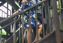 Prewedding Photoshoot by Fifi Huang by Fifi Huang Makeup