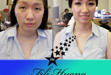 Party Makeup by Fifi Huang by Fifi Huang Makeup