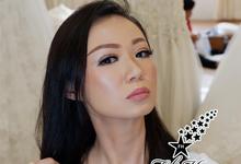 Wedding Make Up by Fifi Huang by Fifi Huang Makeup