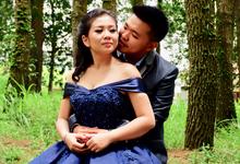 Prewedding Photoshoot. by Fifi Huang by Fifi Huang Makeup