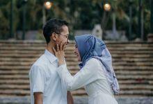 Engagement of Andhika & Dina by Mediakarta wedding
