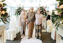 DEVI & NANDA Wedding Day by HENRY BRILLIANTO