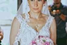 Ms. Sinem and Mr. Jal's Wedding by Fikri Halim Makeup Artist