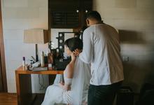 The Wedding of Selene and Gabriel by Fikri Halim Makeup Artist
