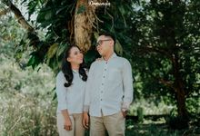 Prewedding Fildzah & Miftah by Domencia Photography