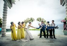 The Wedding Of Mr and Mrs Yeo by Bali Wedding Atelier