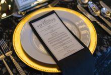 Ancore VIP Dinner 2017 by Bali Wedding Atelier