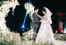 The Wedding of Mr Timothy and Ms Yuri  Kim by Bali Wedding Atelier